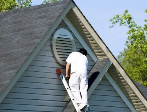 Exterior House Painting 101