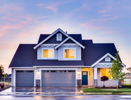 How Painting Exterior Home Trim and Window Frames Adds Curb Appeal