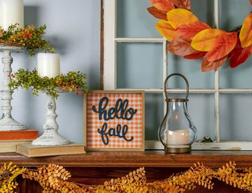 Shades of September: Fall Paint Colors for Your Home